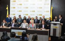 Reforma tributaria: Cambio Radical se une a partidos que se opondrán