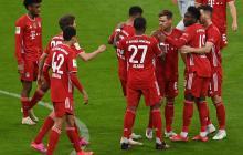El Bayern puede coronarse campeón el próximo sábado