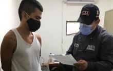 Judicializan reo en Santa Marta por homicidio ocurrido en Bucaramanga