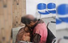 Familia pide ayuda para habitante de calle con esquizofrenia en Barranquilla