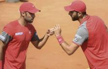 Cabal y Farah jugarán la final del ATP 500 de Barcelona