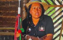 Presunto homicida de la gobernadora indígena en Cauca fue capturado