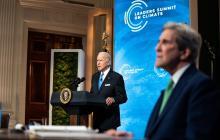 Cumbre deja esperanzas para el cambio climático