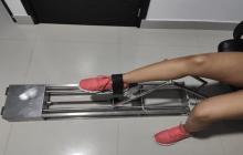 Estudiantes crean software que facilita la recuperación a pacientes con operación de rodilla