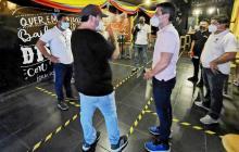 Asobares Montería anuncia movilización por medidas de ley sea y pico y cédula