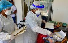 Coronavirus en Colombia 25 de abril