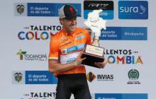 José Tito Hernández ganó la Vuelta a Colombia