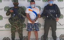 Cayó alias Tom, jefe de finanzas de 'Los Pachencas' en Santa Marta