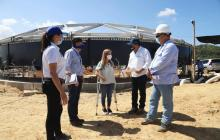 38 proyectos para llevar agua y alcantarillado al Atlántico