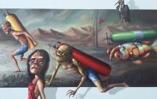 Artistas barranquilleros se muestran en exposición virtual internacional