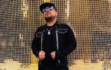 Hospitalizan al cantante vallenato Yader Romero