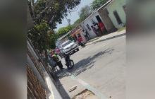Tres hombres heridos deja ataque a bala en Los Olivos