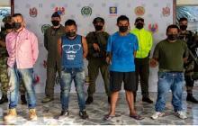 Judicializados presuntos disidentes de las Farc por muerte de niño indígena