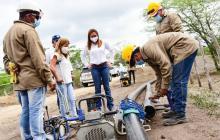 Corregimientos de Sabanalarga tendrán agua potable
