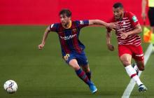 Barcelona pierde ante Granada