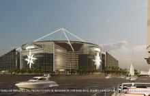 Arena del Río iniciaría su construcción antes de finalizar el 2021