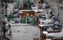 Población de Brasil estará vacunada antes de final de 2021: Gobierno