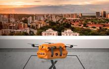 UniCosta y tres empresas prueban drones para entregar medicamentos