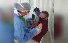 Adultos entre 60 y 64 años deberán tener cita para ser vacunados en Santa Marta