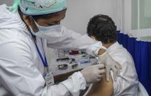 Atlántico logró cifra récord de vacunación el fin de semana