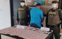 Policía captura a seis personas que vendían chance ilegal en Córdoba