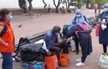 Prorrogan toque de queda en Santa Marta