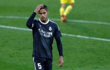 Varane no estará en el partido del Real Madrid ante el Chelsea