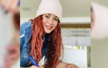 Shakira repudia violencia en las protestas de Colombia