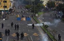 Comisión de la Verdad se pronuncia ante violencia en marchas
