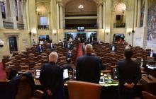 Plenarias de Senado y Cámara debaten sobre la crisis del paro