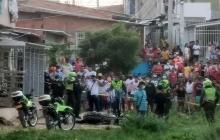 Hombre resulta muerto en ataque de sicarios en Soledad