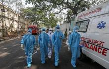 Cifra de casos covid en el mundo rompe récord por segunda semana consecutiva