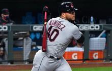 Harold Ramírez Indios Grandes Ligas