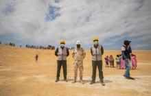 En La Guajira se han entregado 9 jagüeyes a comunidades wayuu