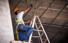 Sector constructor del Atlántico sigue activo pese a bloqueos