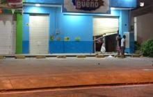 Saqueos a almacenes de cadenas en Santa Marta