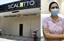 Trabajadores afectados por desmanes en la calle 79 expresan su preocupación