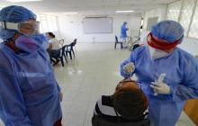 Autoridades en Montería alertan por incremento en contagios covid