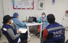 Detectan 8 casos de Covid en la cárcel de mujeres de Cartagena