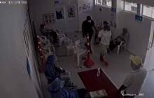 Rafa Pérez: así ingresó a vacunarse al Hospital de Malambo