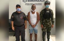 Capturan a hombre por crimen de un joven de 18 años en Carrizal