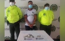 Sijín captura a señalado líder de 'Los Costeños' en Soledad