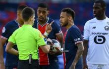 El París Saint Germain empató ante el Stade Rennes