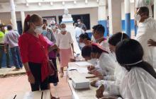 En total calma elección de alcalde en Tenerife, Magdalena