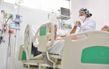 Alerta roja hospitalaria en Cartagena por  alta ocupación de camas UCI