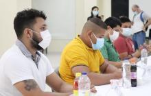 En Montería habilitan mesas de diálogo frente al paro nacional