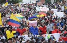 Activan equipos para buscar desaparecidos durante marchas