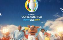 La canción oficial de la Copa América 2021