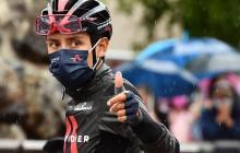 Egan Bernal es décimo primero en la general del Giro de Italia