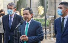 Gobierno propone mesa de negociación con Comité del Paro